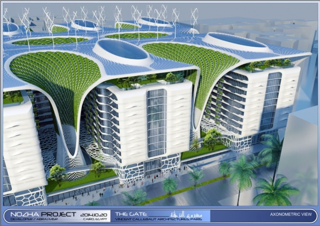 Ultra-Green Complex In Cairo Features A Host Of Energy Technologies