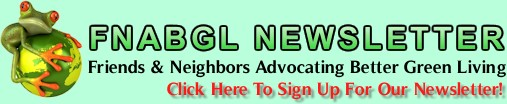 FNABGL Newsletter Sign Up
