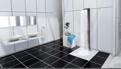 Hamwells e-Shower Rains Down Water and Energy Savings