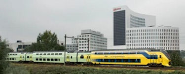 Dutch Passenger Trains To Run On 100% Wind Energy