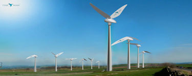 Residential Turbine Design Inspired By Hummingbird Wings