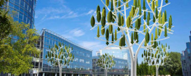 New Wind Turbine That Looks Like A Tree Is Coming To Paris