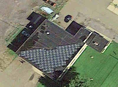 Evans Highway Dept Solar